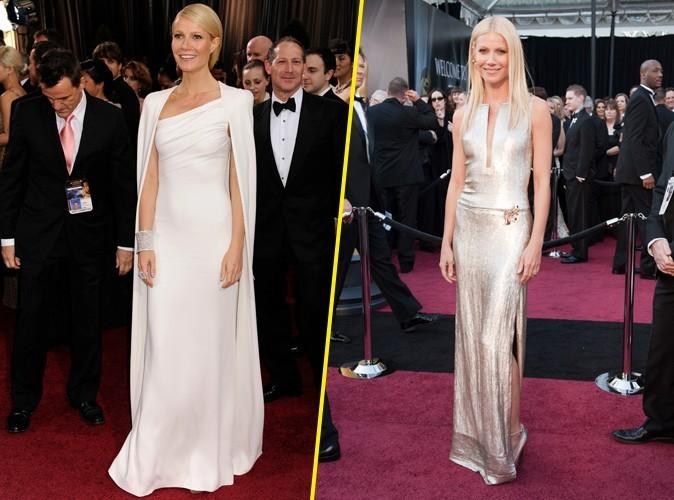 Gwyneth Paltrow en 2012 ou en 2011 ?