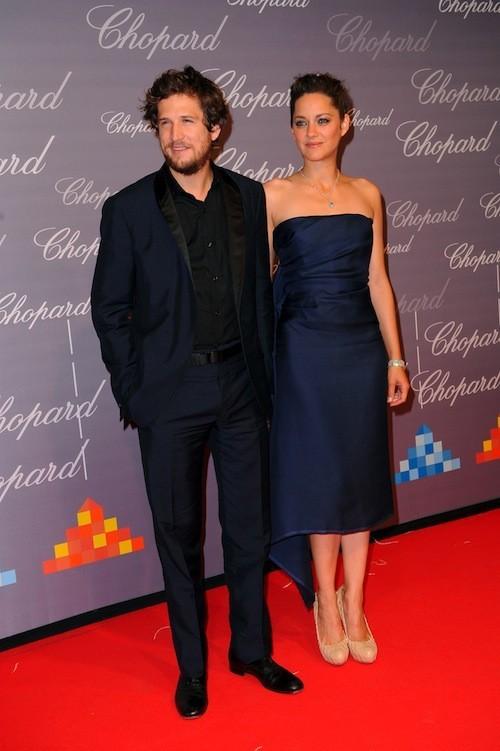 Marion Cotillard au Festival de Cannes 2009 !