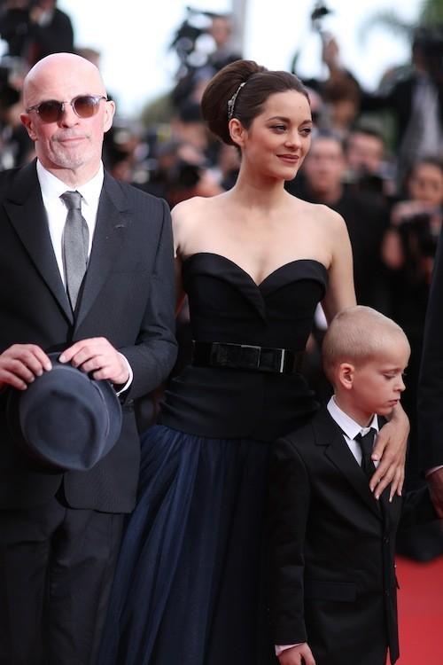 Marion Cotillard au Festival de Cannes 2012 !
