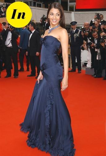 Aishwarya Rai en 2006 à Cannes.