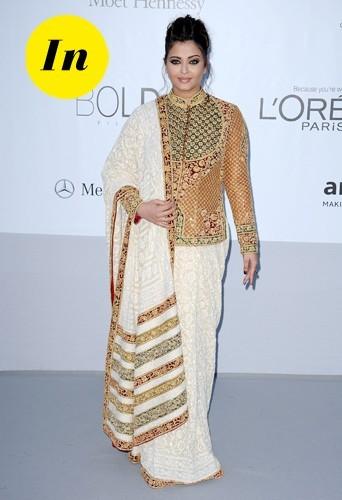 Aishwarya Rai en 2012 à Cannes.