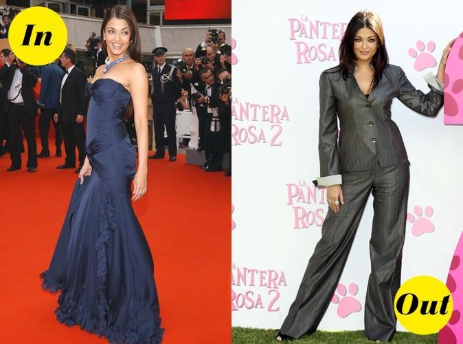 Looks d'Aishwarya Rai : Découvrez son CV fashion !