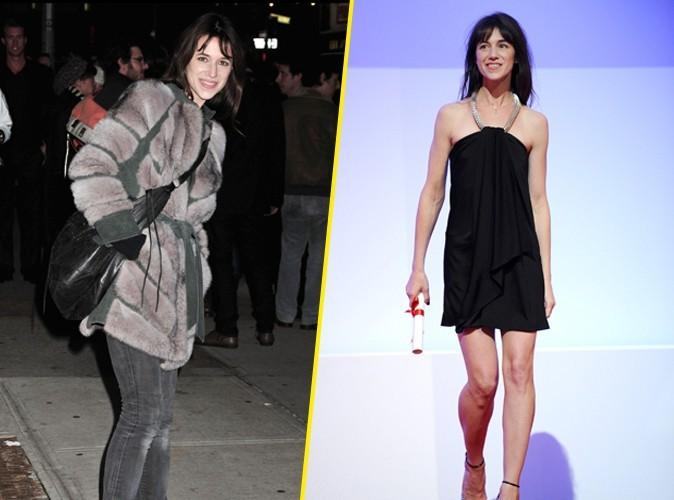 Looks de Charlotte Gainsbourg : Découvrez son CV fashion !
