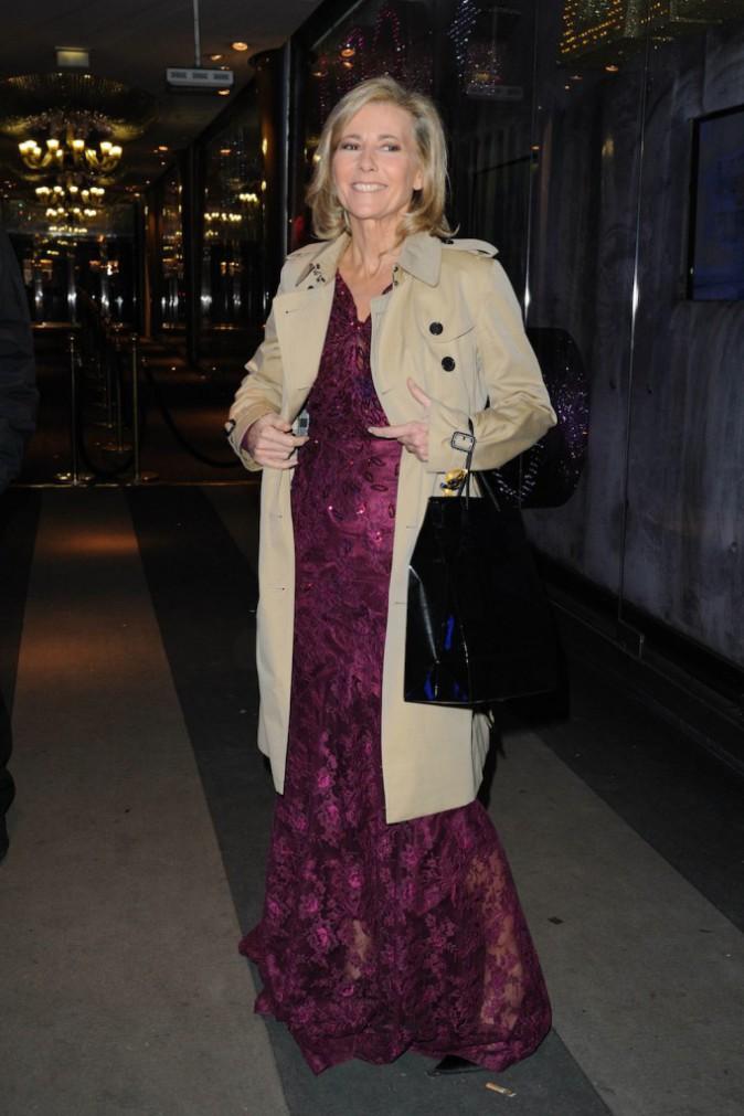 Looks de Claire Chazal : retour sur le CV fashion de la reine de l'info !