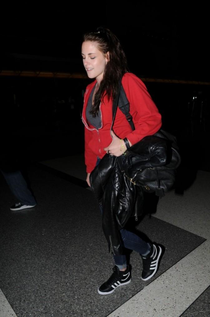 Kristen et son amour pour les looks décontractés et casuals ...