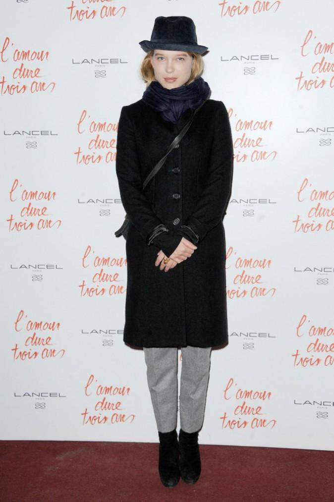 Looks de Léa Seydoux : découvrez le CV fashion de l'enfant chérie du cinéma français !