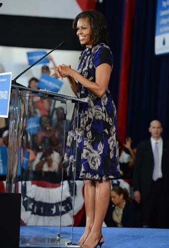 Le look de Michelle Obama