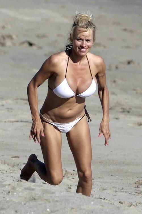Pamela Anderson en 2004