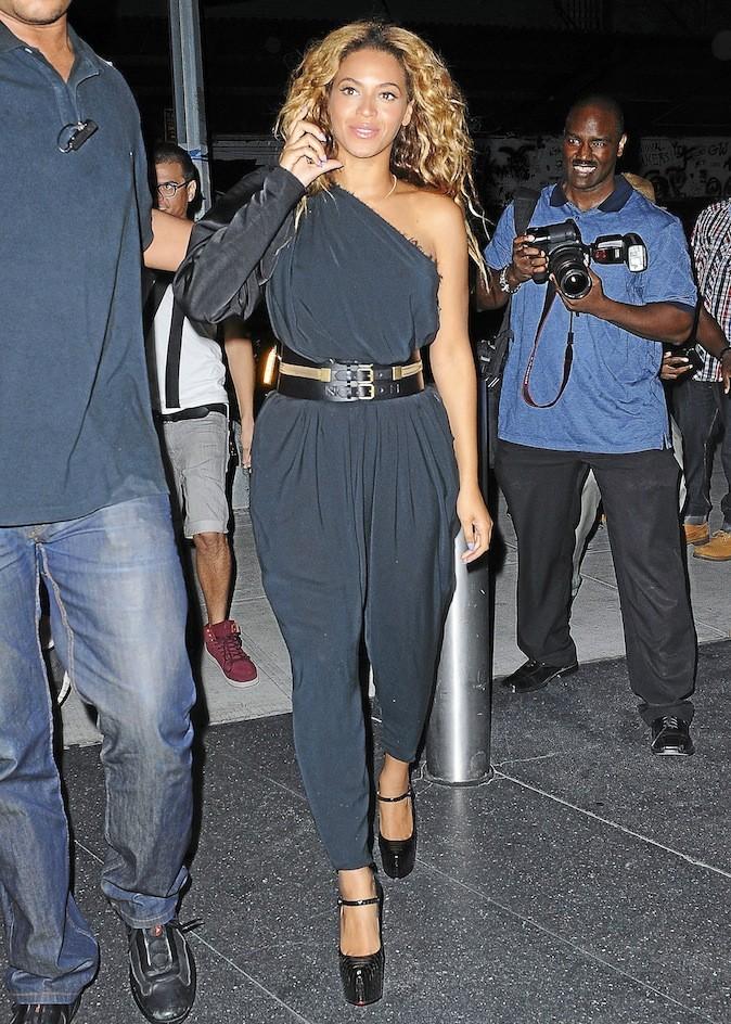 Son icône mode : Beyonce