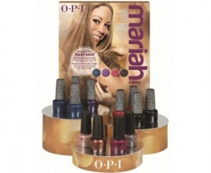 Mariah Carey pour OPI
