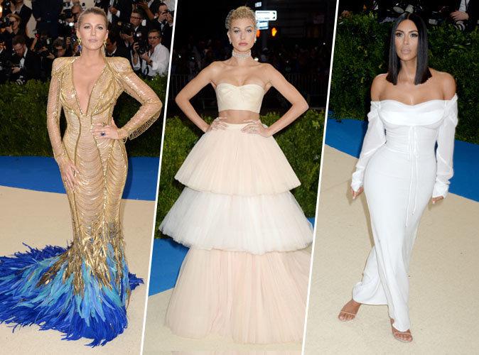 MET GALA 2017 : Blake Lively, Hailey Baldwin, Kim Kardashian... toutes les plus belles tenues de la cérémonie !