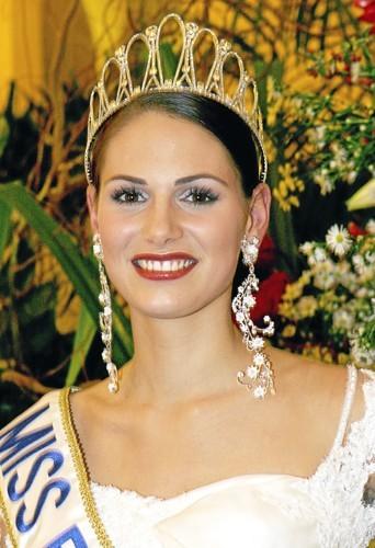 Laeticia Bléger en 2004