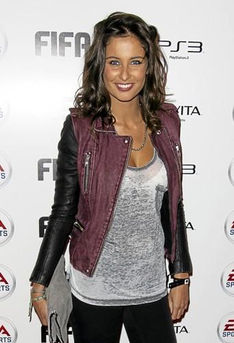 Malika Ménard en 2013