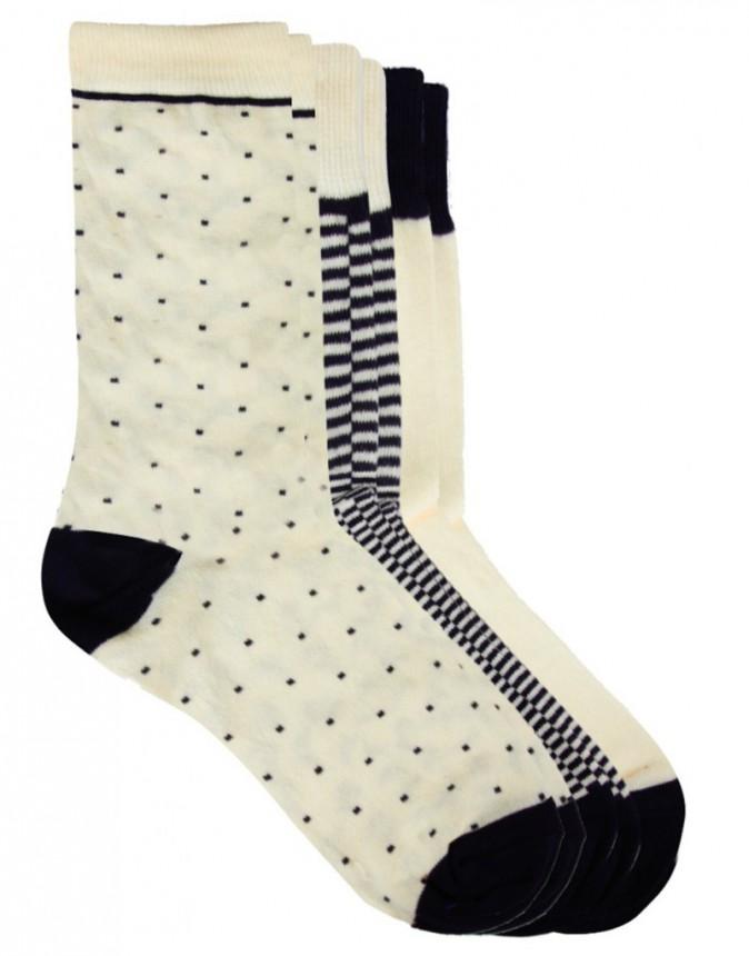 Lot de paires de chaussettes, Asos, 10€