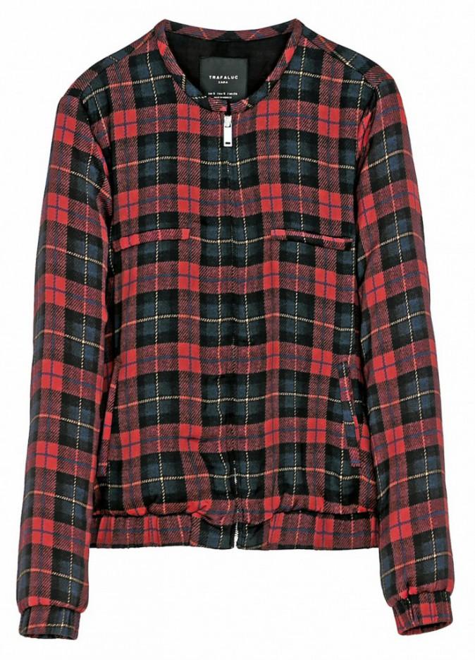 En polyester, Zara 49,95€