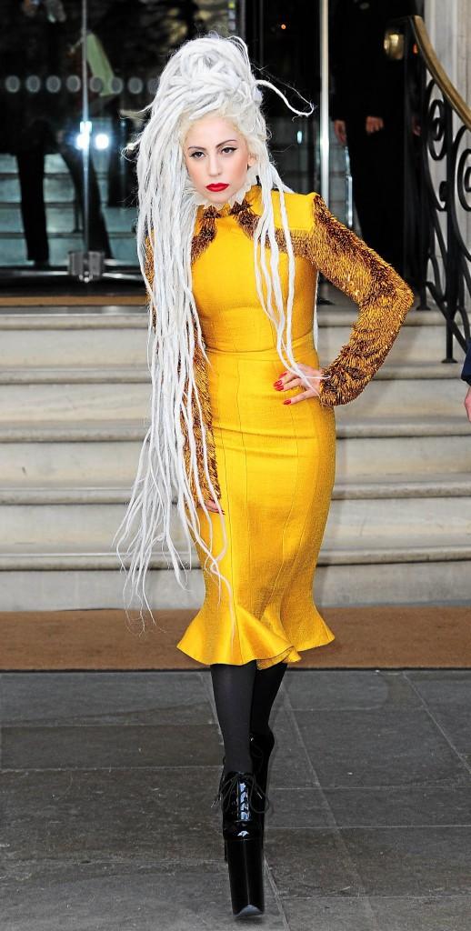 la nouvelle Lady Gaga !