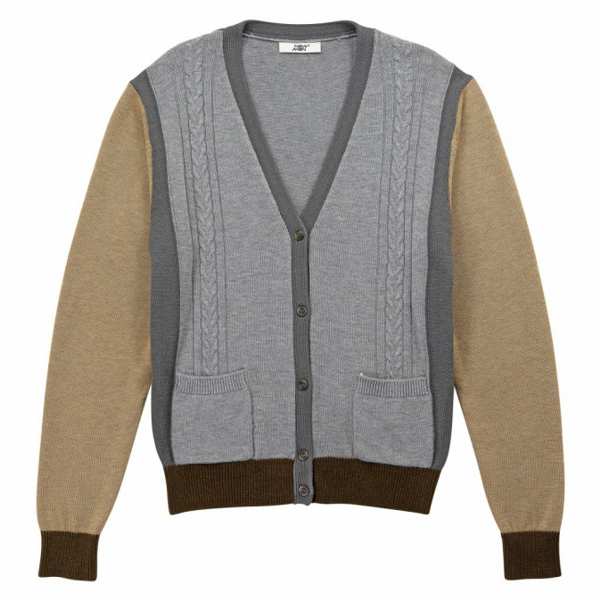 Gilet en laine, New Man 150 €
