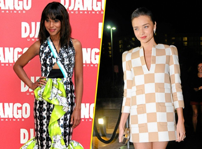 Isabel Marant, Vuitton, Chloé, Kenzo, Givenchy, Peter Pilotto, Stella McCartney... Inspirez-vous des créateurs pour trouver votre style 2013 !