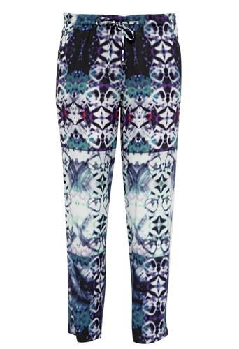 Pantalon imprimé, asos.fr 45 €