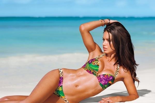 Mars 2012 : catalogue Victoria's Secret