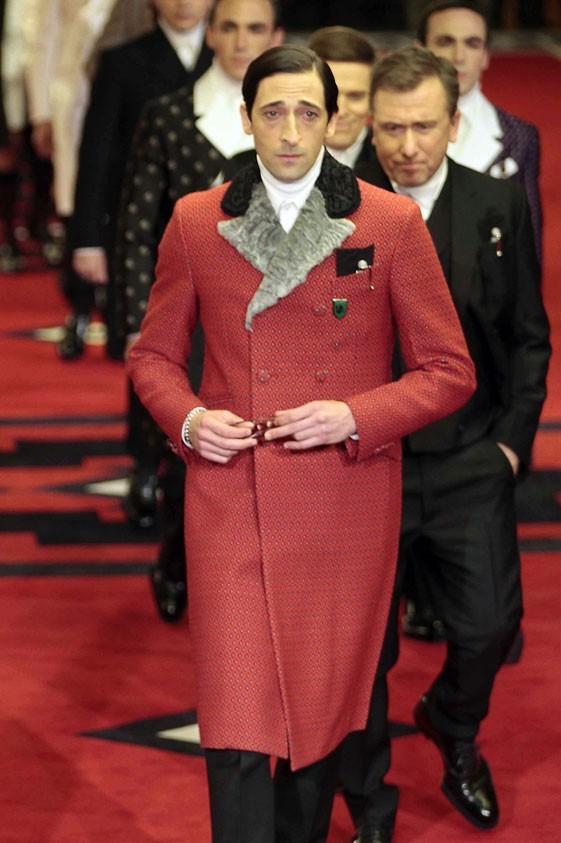 Adrien Brody pour Prada
