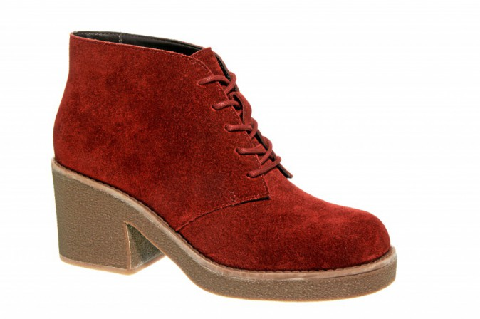 Bottines en daim, Asos 79 €