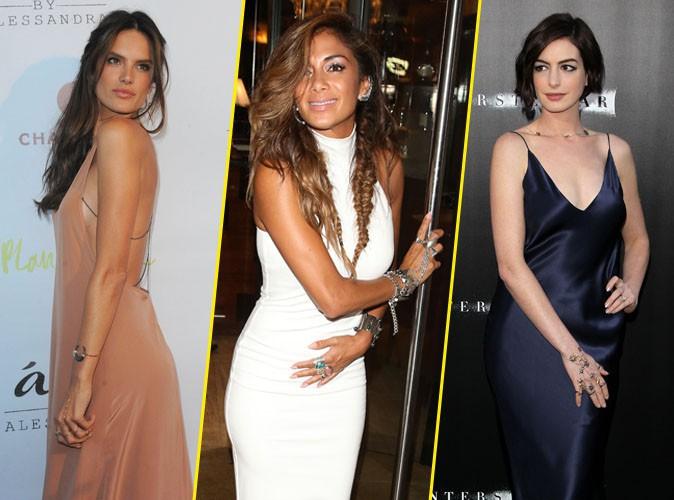 Mode : Alessandra Ambrosio, Nicole Scherzinger, Anna Hathaway… toutes folles de la parure de main !