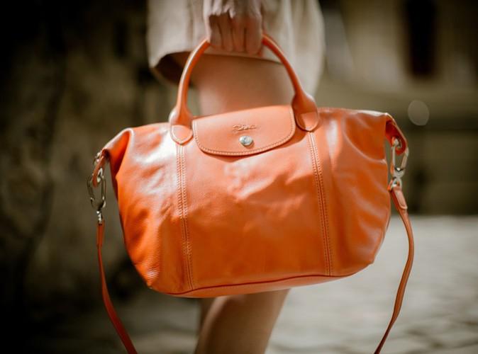 Découvrez les premières images d'Alexa Chung dans la nouvelle campagne Longchamp !