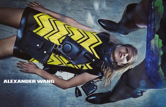 La campagne Automne/Hiver 2014/2015 d'Alexander Wang !