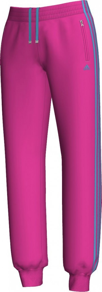 Le pantalon assorti, parce que sporty rime avec girly !