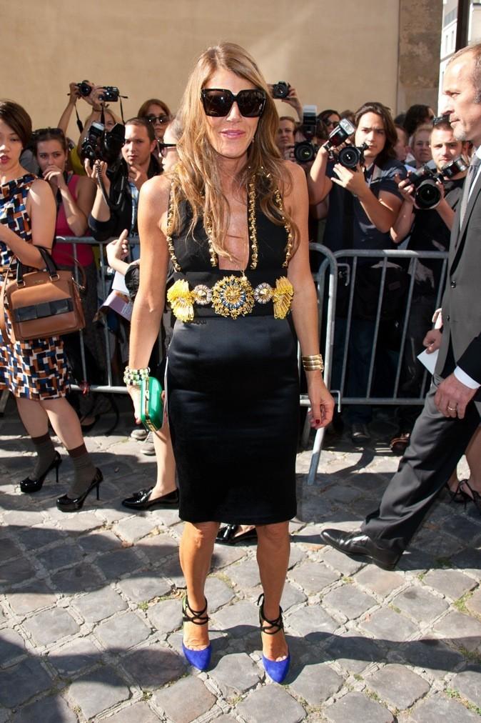 Septembre 2011 : défilé Dior