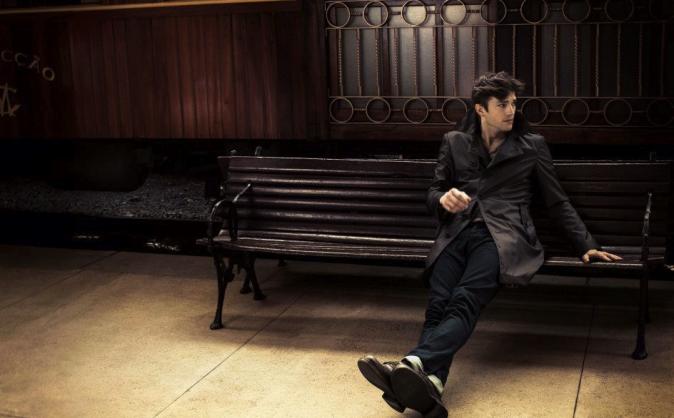 Ashton Kutcher pour la collection automne-hiver 2012 de Colcci