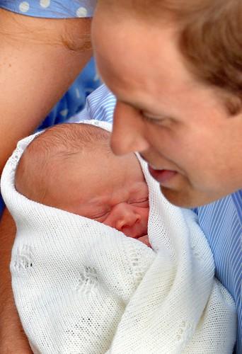 Le nom du designer du Prince George pour son baptême révélé !