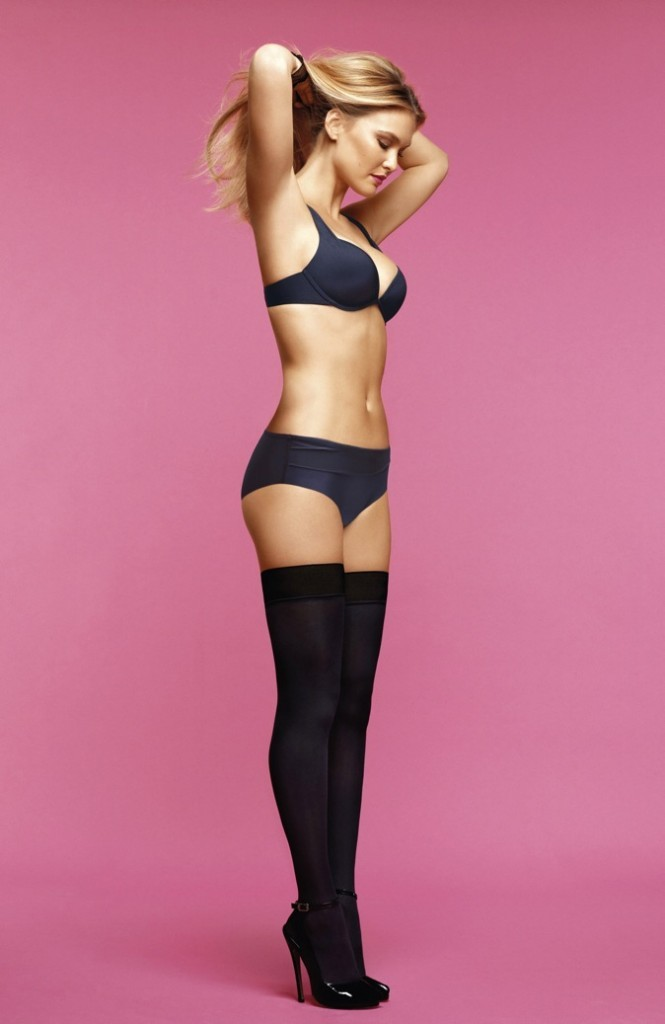 "Bar Refaeli pour ""Miss Passionata… So Bardot"" !"