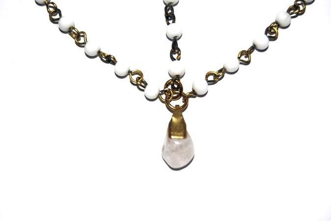 Headband perles, MelleSan, 109€