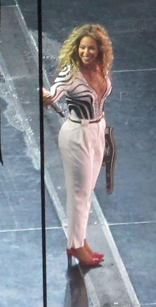 Mode : Beyoncé : après Emilio Pucci, c'est au tour de la maison Gucci de l'habiller pendant sa tournée !