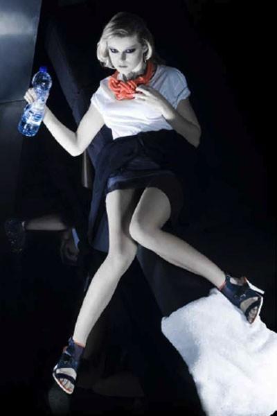 Mode : le modèle Eunice de Pierre-Alexis Hermet pour Bata