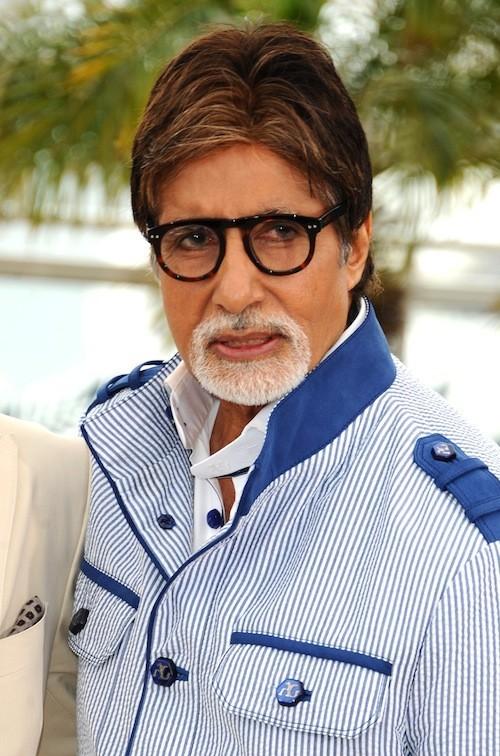 Gatsby le magnifique : Amitabh Bachchan