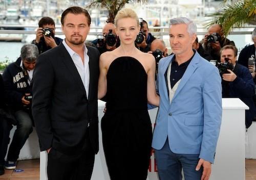 Gatsby le magnifique : Carey Mulligan, Leonardo DiCaprio et Baz Luhrmann