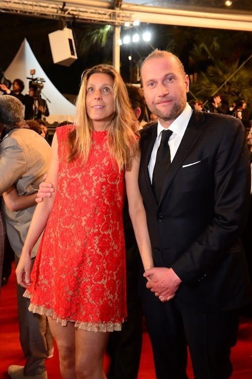 Francois Damiens et sa femme