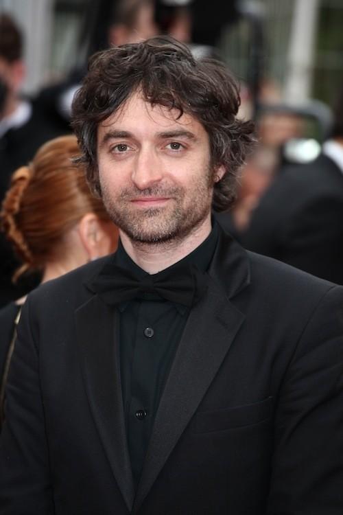 Mathieu Demy le 16 mai 2013