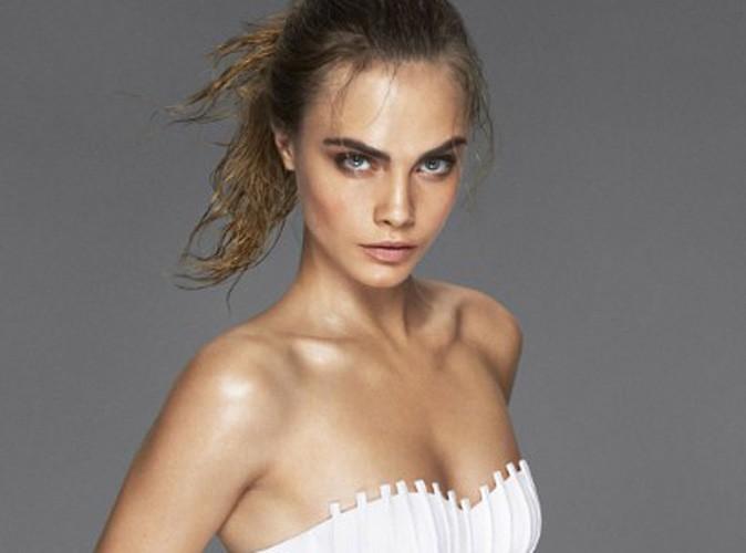 Découvrez la nouvelle campagne La Perla avec la belle Cara Delevingne !