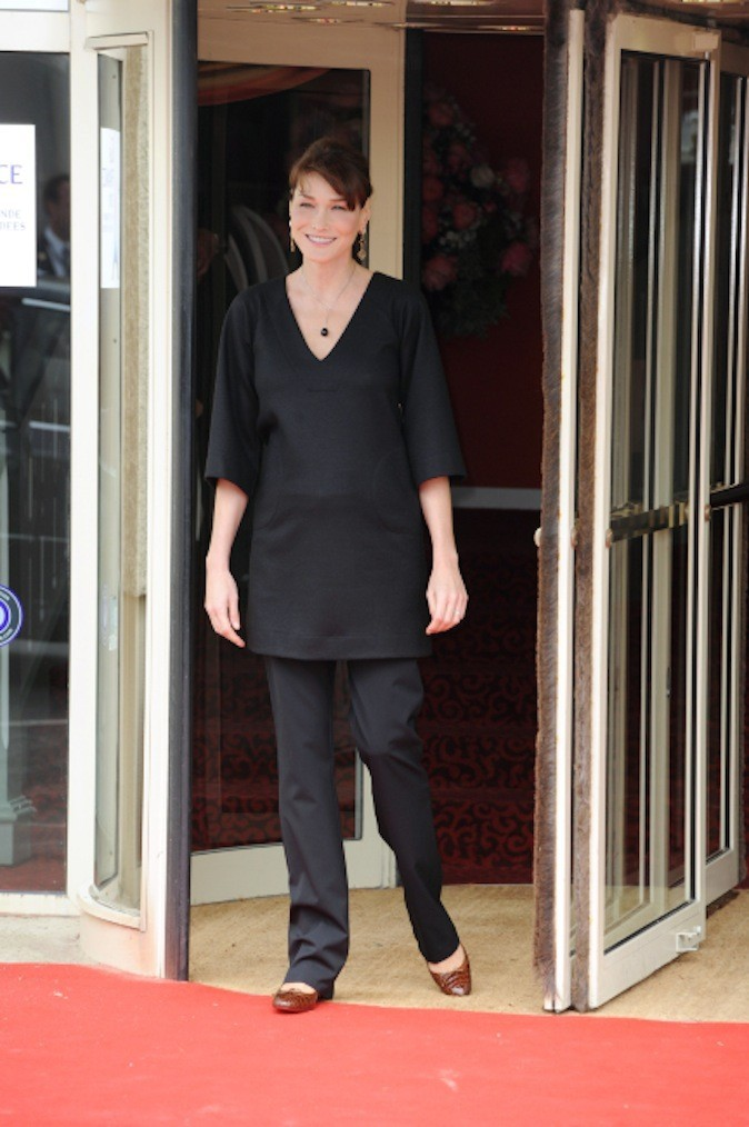 Carla Bruni Sarkozy