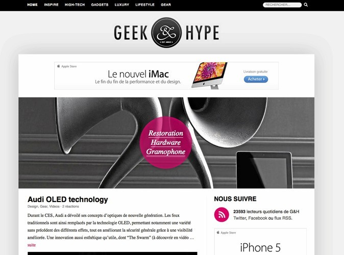 Geek & Hype