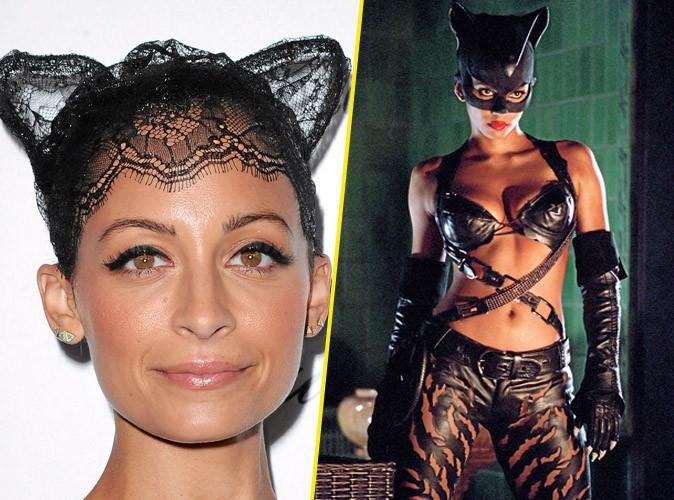 Nicole Richie et Catwoman !