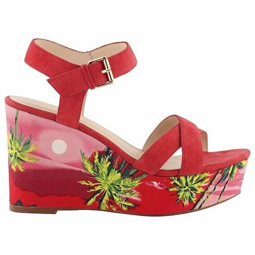Tropiques: Sandales compensées, Beryl. 59,40 euros