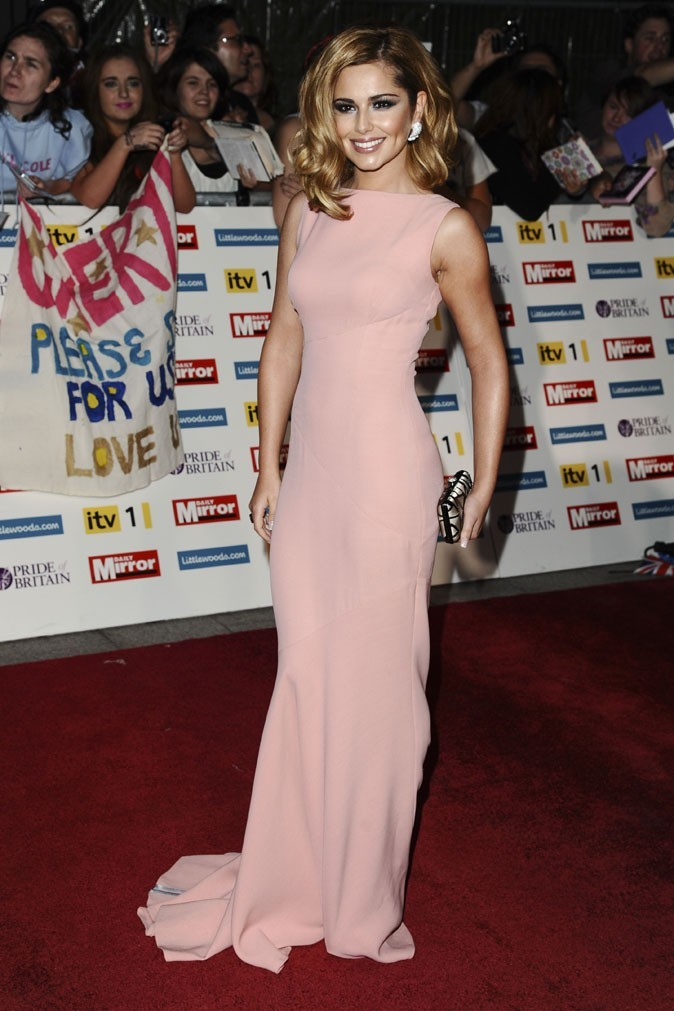 Cheryl a trouvé son style et voit la vie en rose