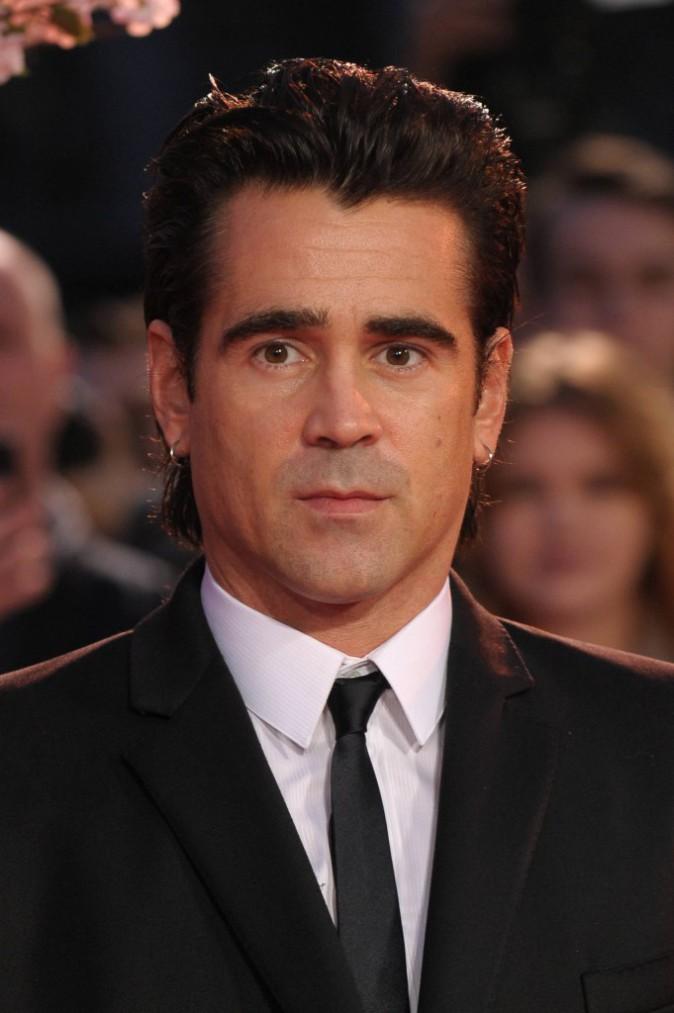 Mode : Colin Farrell : Ses changements capillaires de l'année 2013