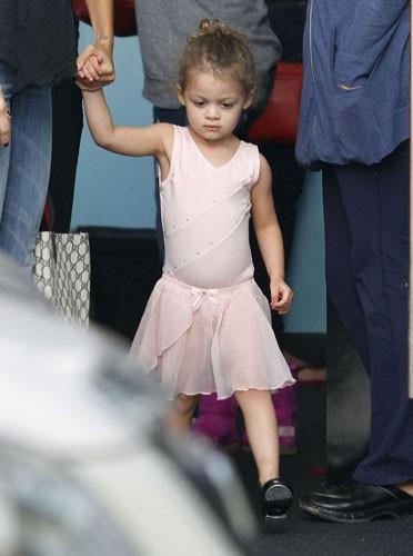 Petite ballerine comme Harlow Madden