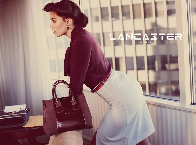 Daisy Lowe égérie chic et rétro de Lancaster !